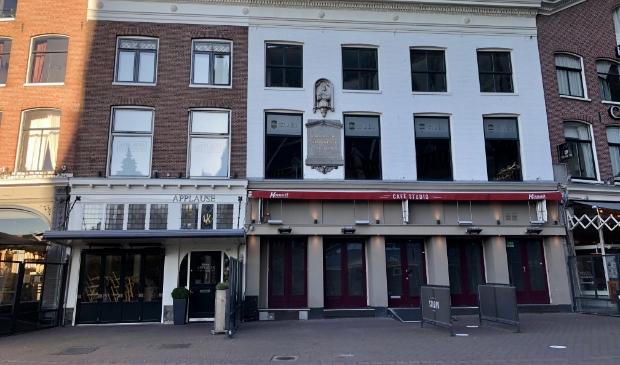 De horeca in Haarlem zijn momenteel dicht door corona.