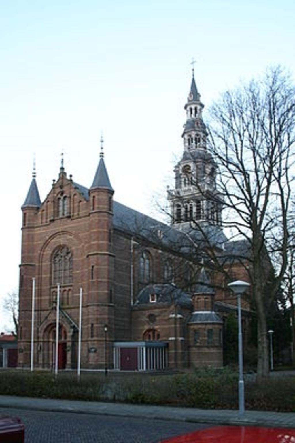 <p>De Laurentiuskerk in Heemskerk.</p> <p>(Foto: nl.wikipedia.org)</p> © rodi