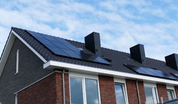 In de gemeente Hollands Kroon loopt nu een unieke zonnepanelen-actie.