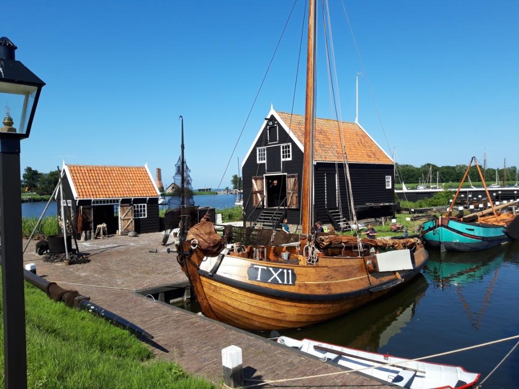 <p>Het Zuiderzeemuseum in Enkhuizen staat in de top 10 dagjes uit in Noord-Holland.&nbsp;</p> <p>(Foto: Rodi.nl)</p> © rodi