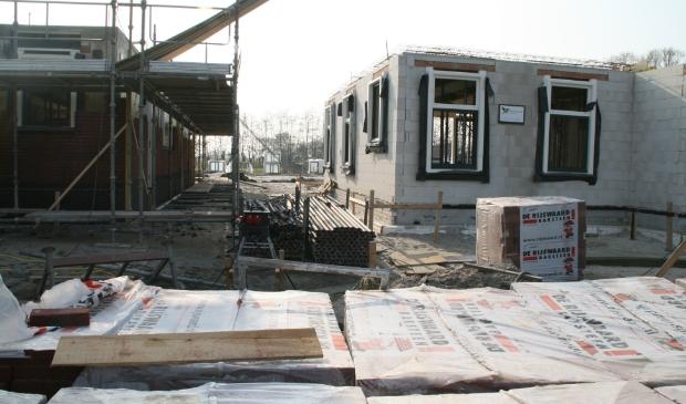 Bouwen, bouwen en nog eens bouwen moet het devies zijn aldus het Huurdersoverleg Zaanstreek.