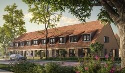 Start (online) verkoop 21 woningen in nieuwbouwproject De Plukhoeve