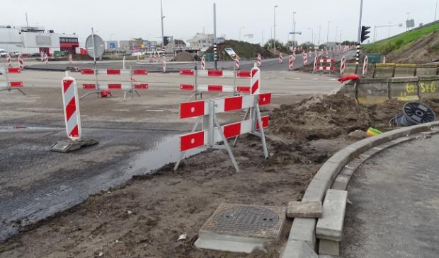 <p>De wegen naar Sugar City worden voor de opening nog even onder handen genomen..&nbsp;</p>