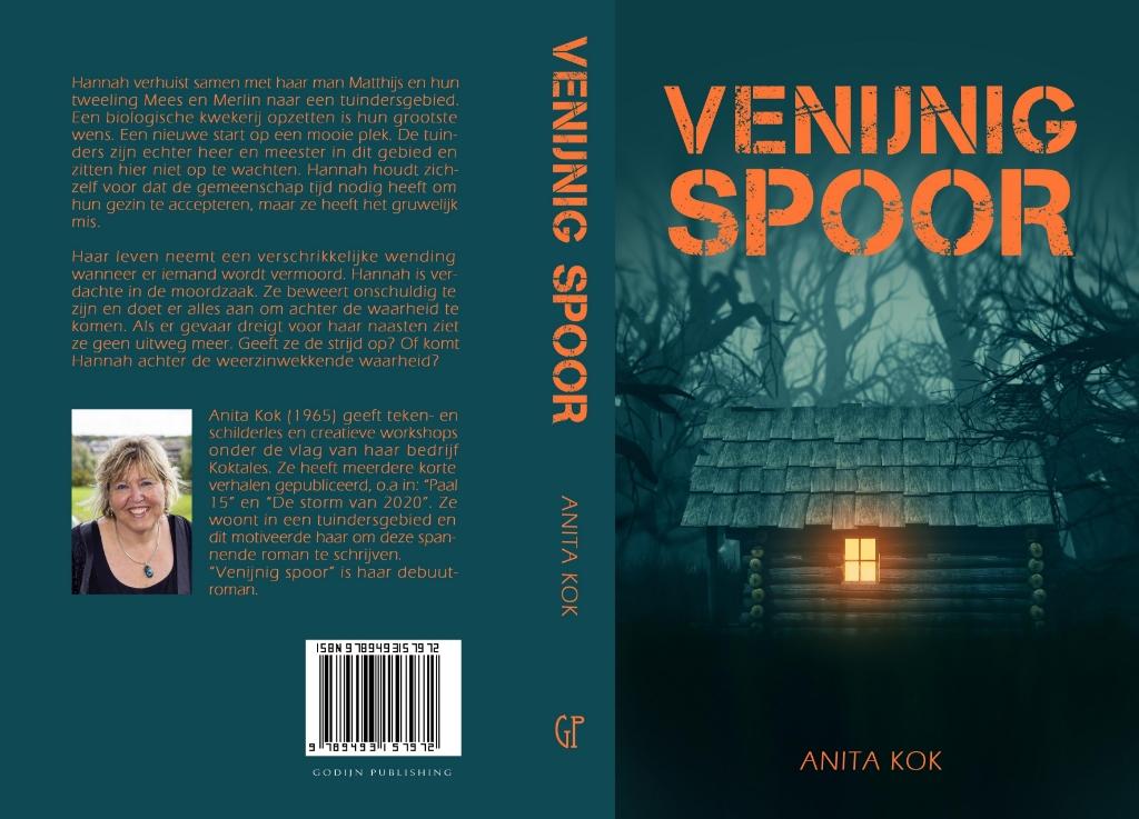 Cover Venijnig Spoor (Foto: Jen Minkman) © rodi