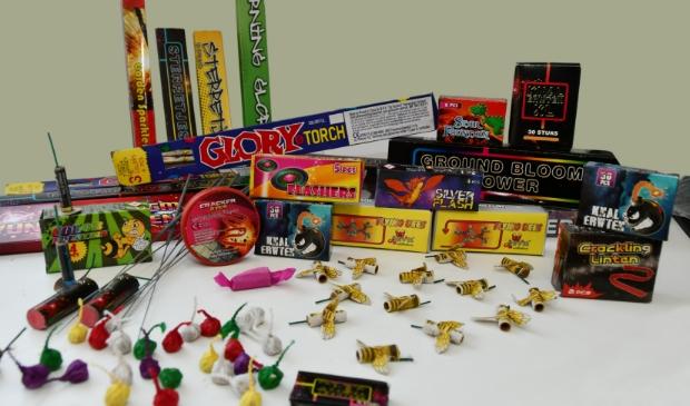 <p>Dit &#39;fop- en schertsvuurwerk&#39; is straks misschien het enige legale vuurwerk dat te koop is voor wie 12 jaar of ouder is. &nbsp;</p>