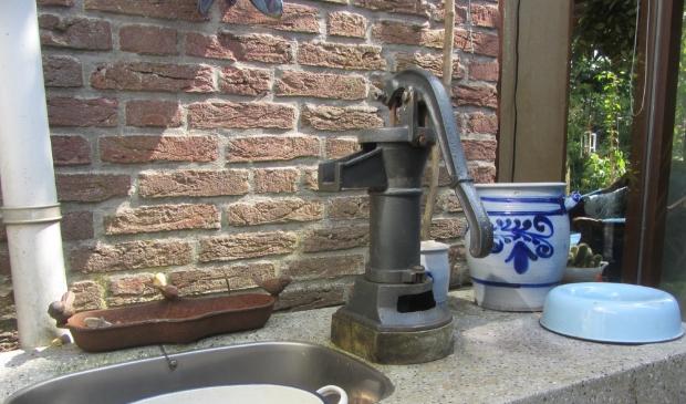 <p>&#39;Ik heb met twee hemelwaterputten en een waterton in de loop der jaren honderden m3 water bespaard.&#39;</p>