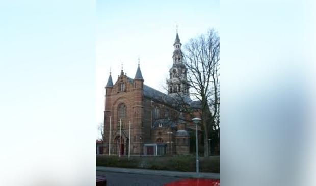 <p>De Laurentiuskerk in Heemskerk.</p>