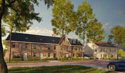 Start (online) verkoop 33 woningen nieuwbouwproject De Merelweg