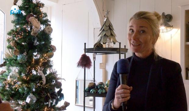 <p>Claudia Heldoorn vertelt bij Omroep PIM over de actie van Ondernemend Waterland.</p>
