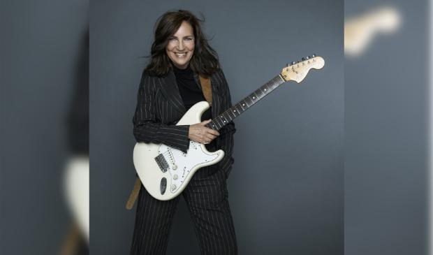 <p>Corrie van Binsbergen geeft op 6 december een jazzy show.</p>