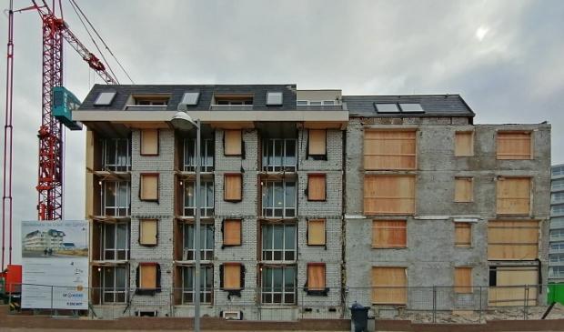 <p>Appartementencomplex &lsquo;De Graaf van Egmont&#39;</p>