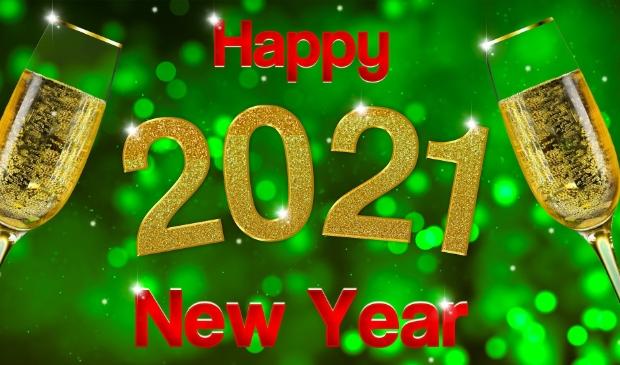 <p>Gelukkig Nieuwjaar! </p>