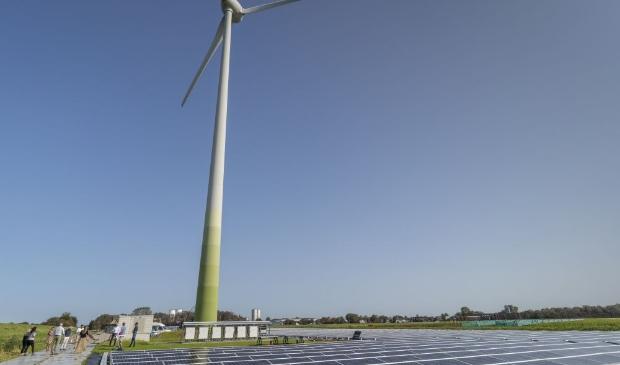 <p>Het zonneparkfonds is van start gegaan.</p>