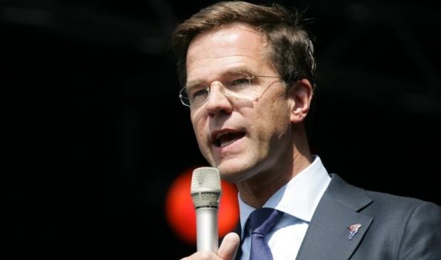 <p>Premier Mark Rutte</p>