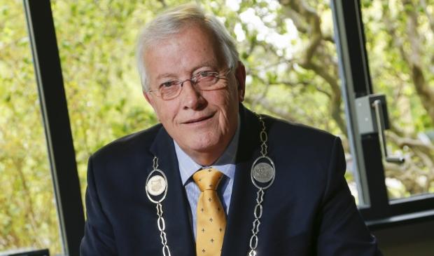 <p>Burgemeester Nijpels</p>