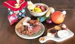Thuis uit eten in coronatijd