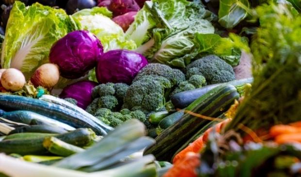 <p>Veganisten smikkelen en smullen van groenten en fruit. Foto ter illustratie</p>