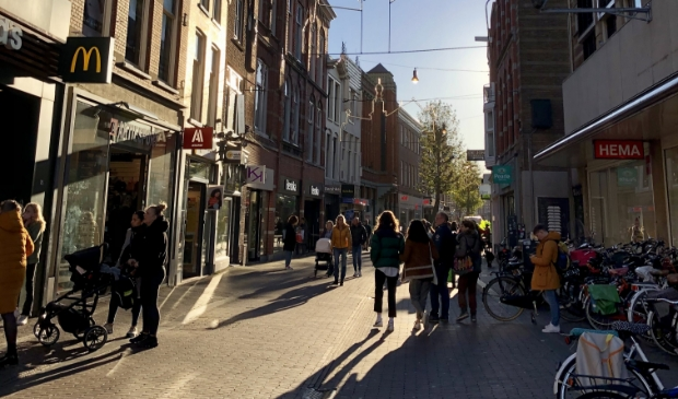 <p>De Haarlemse economie kromp in 2020 met maar liefst 4%.</p>