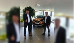 Nieuw 'familielid' voor Renault Nieuwendijk
