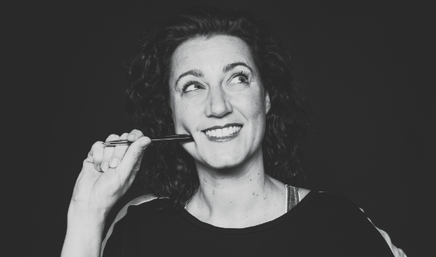 <p>Schrijfdocente Martine Winkel.</p>