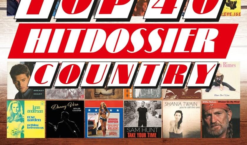 De box bevat een schitterend overzicht van de grootste country & western hits die ooit de Top 40 binnen kwamen.