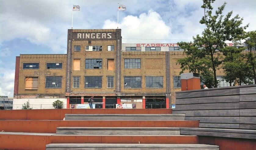 Ringersfabriek.