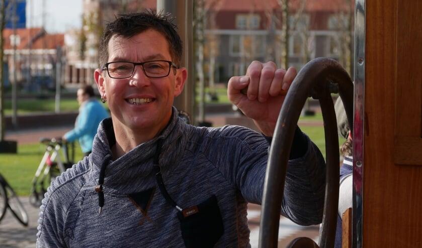 Marco Hage bij De Harmonica.