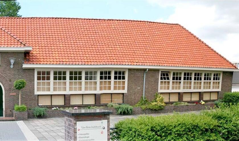 Van Rein Instituut.