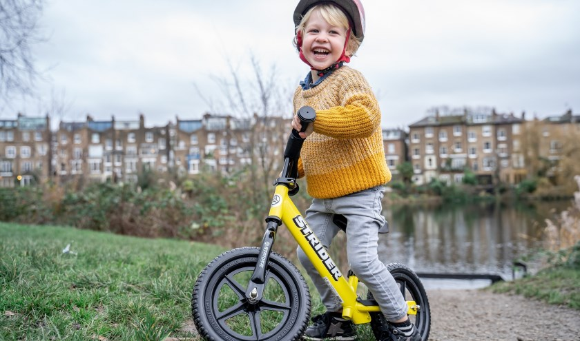 Noord-Hollandse fietsertjes in de dop gezocht.