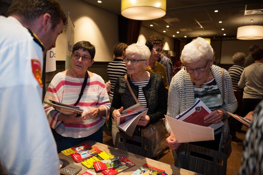 De informatiemiddag trok vorige keer veel bezoekers. (Foto: PR) © rodi