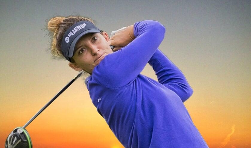 Anne van Dam is begonnen aan haar tweede seizoen op de LPGA Tour.