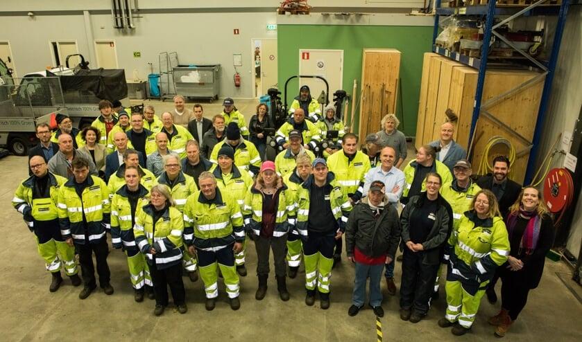 De medewerkers van Werkom kunnen hun werk in Oostzaan voortzetten.
