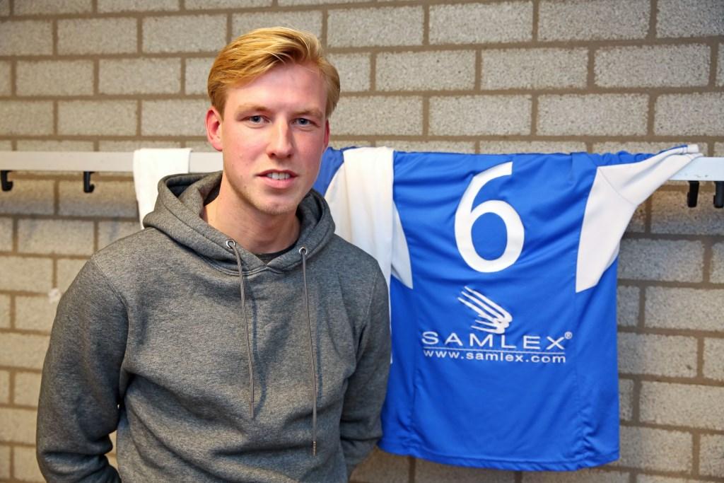 Stefan Dol hoopt in 2022 te spelen tijdens het EK 2022 dat in Nederland wordt gehouden. (Foto: Theo Annes) © rodi