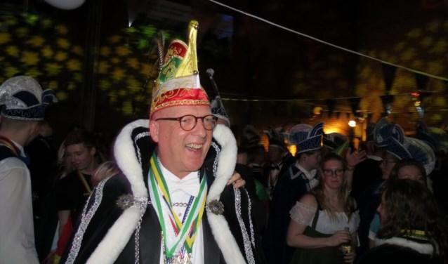 Prins Roberto de Eerste wenst iedereen een misdadig carnaval toe.