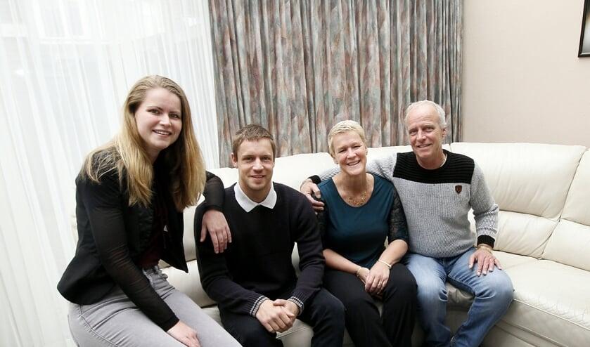 De familie Hoogenboom staat aan de vooravond van een nieuw avontuur.
