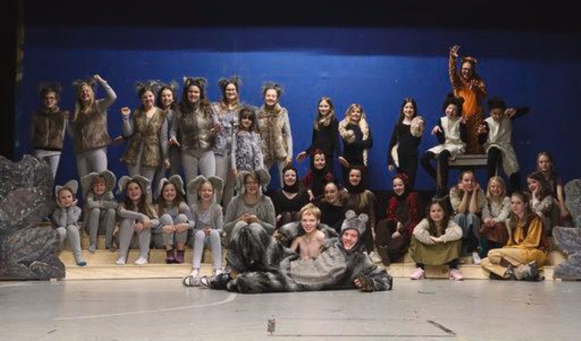 De jeugd van Caecilia Muziektheater speelt de musical Jungle Book!