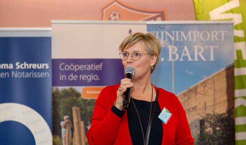 Agnes Bak is oprichter en manager van de Waterlandse Uitdaging.