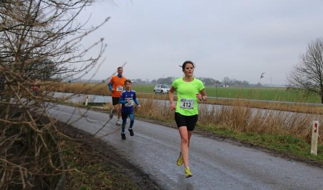 De Runnersworld-Polderloop is voor jong en oud goed te doen.