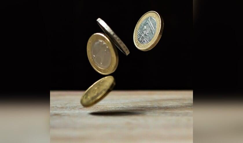 Totale opbrengst: bijna tweeduizend euro