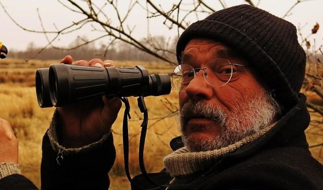 Birdwatcher O.C. Hooymeijer