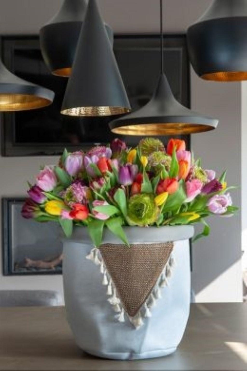 Tulipa, Ranunculus (Foto: aangeleverd   www.ilsysays.com) © rodi