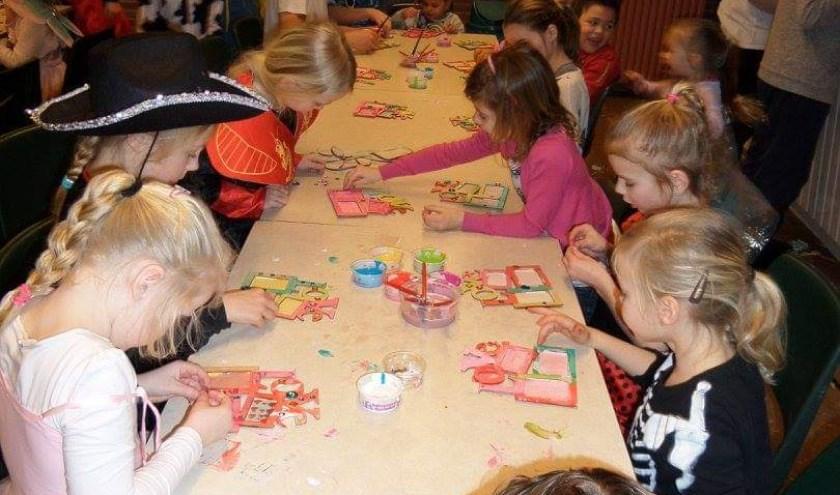 Het is carnaval op 22 februari bij Kindervreugd.