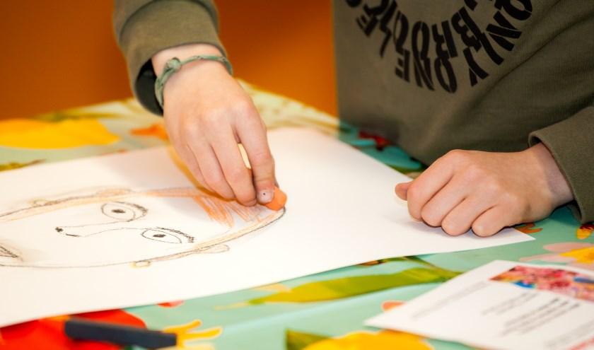 Maak in 12 weken je eigen expositie bij de tekenateliers.
