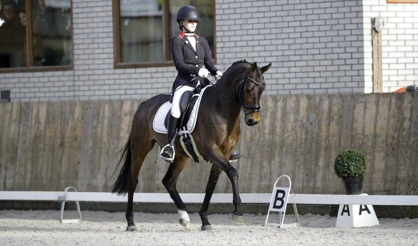 Jarissa Steenwijk met Orano
