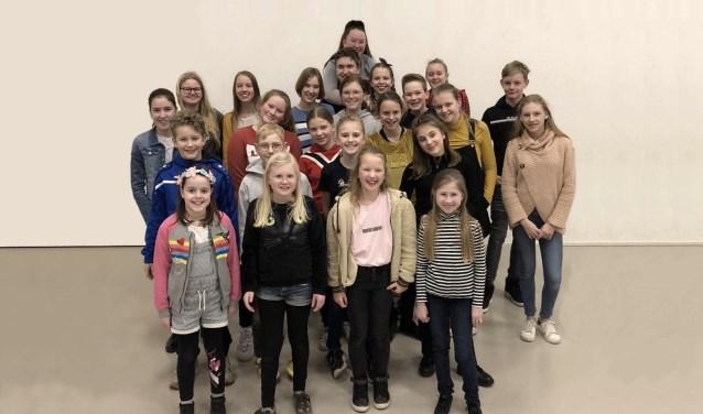 De kinderen van Westend Junior spelen dit jaar 'Anders' in Theater Het Pakhuis.