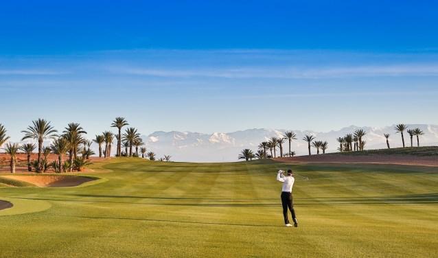 De prachtige Marrakech Assoufid Golf Club zit ook in het aanbod van Flight4You.