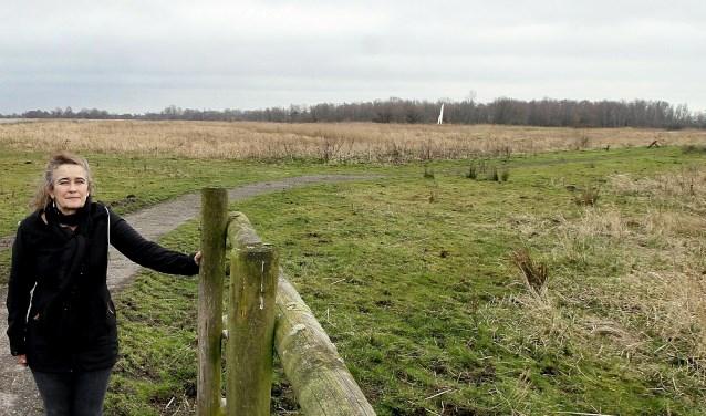 Namens GroenLinks waakt Marja over Het Twiske.