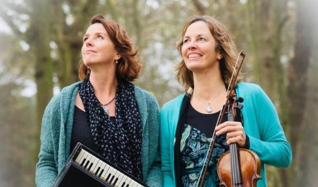 Martine en Heleen Nijenhuis verzorgen natuurbelevingsconcert