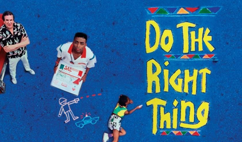 Do the Right Thing, vanaf 12 maart 2020 in de landelijke bioscopen.