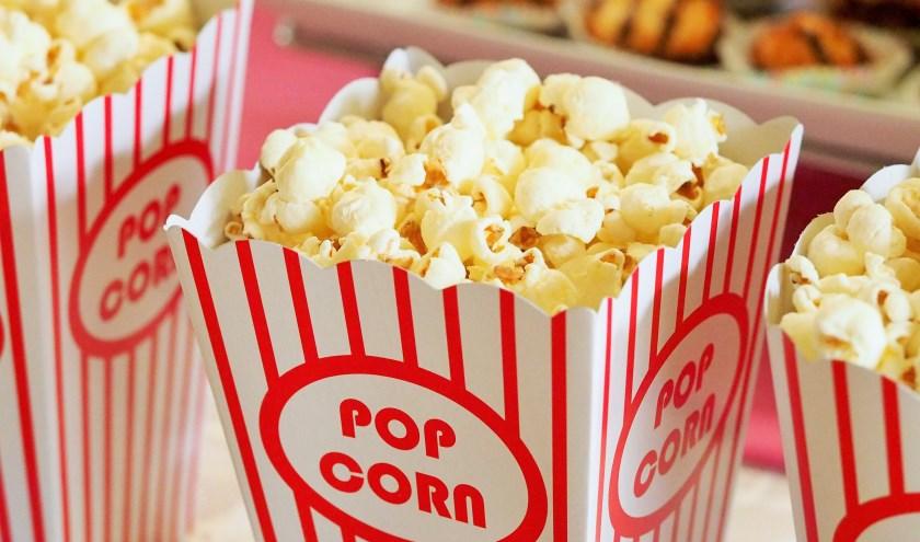 Pak de popcorn er maar bij